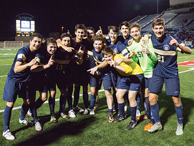 Jesuit Dallas Soccer Wins UIL 6A State Championship