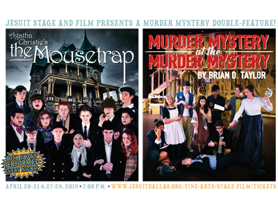 Get Your Tickets for Murder Mystery Double-Feature